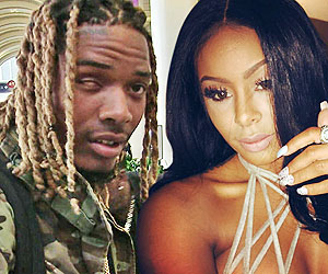 Alexis Skyy And Fetty Wap Nude