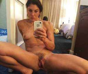 Hope Solo Sex Tape
